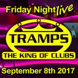 TRAMPS THE KING OF CLUBS Tenerife Friday night warm up Facebook Live 08-09-17