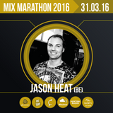 Hotmixat7 #8 The Mix Marathon 2016 DJ #2 Jason Heat (Belguim)