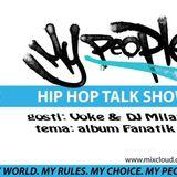 My People Show (10 06 2017) @ Radio Aparat - Gost: Voke