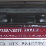 Slammin' Sam's 1988 106 KMEL Power Mega Mix - Live on the Air