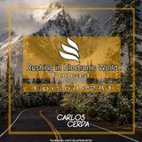 Carlos Cerda - RIEW 281 (11.06.19)