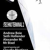 FLIGHT-TECHNO TERMINAL 2- SETH HOLLENDER
