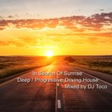 DJ Toco - In Search of Sunrise (Deep - Prog Driving House)