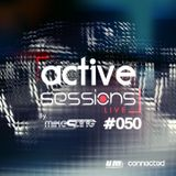 Active Sessions Live #050 By Mike Sang