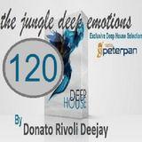 DonatoRivoliDj - The Jungle Deep Emotion : my djset n. 120 on Radio PeterPan Lecce