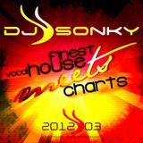 Finest of Vocal House meets Charts 2012.03