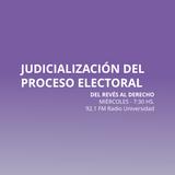 14 ENE 2015 - Judicialización del proceso electoral