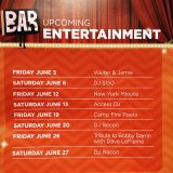 2015 - DJ Recon - Live from Oscars Lounge Stage @ OLG Mohawk Casino (Saturday June 27-2015)