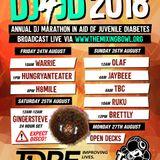 H8mile - DJ4JD2018
