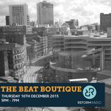 The Beat Boutique 10th December 2015