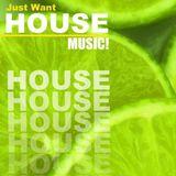 J.A.M.S & Mike Rodas Live@I Just Want House Music