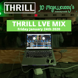 THRILL Live Mix (2020-01-24 @ JD McGillicuddy's Manayunk)
