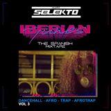 IBERIAN TUNES The Spanish Mixtape CD3 Dancehall/Afro/Trap  Mixed by Kart Selekto