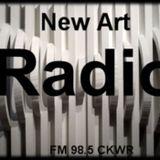 New Art Radio- Dwight Storring. Artist in Residence