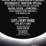 Visionquest Thirteen Special - Live @ ENTER.Terrace Space Ibiza (Spain) 2013.08.01.