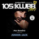 105 InDaKlubb History (Episode 43) The Junior Jack Interview