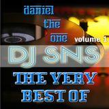 DanielTheOne - The Very Best of DJ SNS - Volume 1