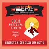 DJ Adam Doubleyou - Canada - National Final