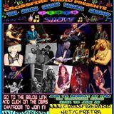 Crossfire Radio - The Doc's Blues-Rock Show #150