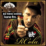 KFMP  BONES (Da Vinci Sound) Speaks with RCOLA Jungle Mix 14.07.2012