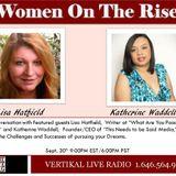 VERTIKAL Live Radio presents Women On The Rise