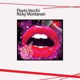 """Ricky & Flavio - Live """"...Riccione in Tour"""" @ Quartiere Latino (Gallipoli - LE) - 07.1991 + M.Monti"""