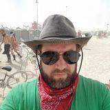 Burning Man Set