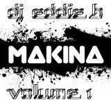 Dj Eddie B_Micky  Makina Mix Volume 1(2015)