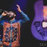 Benny Dayal Mtv unplugged Mic test session with RJ Urmin