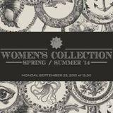 Frankie Morello SS 2014 Women Fashion Show - by Protopapa
