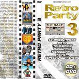 Retro PartyMix Vol.3