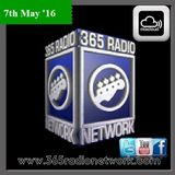 365 Radio Network 7th May '16 @Official365rn @CailinxDana #Live #Metal #Rock #Show