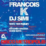 Francois Kevorkian d.j. Disco Metropolis (Na) 20 01 2008 Angels of Love