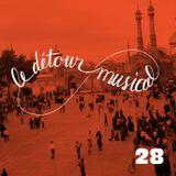 Détour musical n° 28