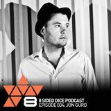 8 Sided Dice Podcast 034 with Jon Gurd
