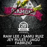 Raw Lee - Diamonds @t Granero Club 20:03:15