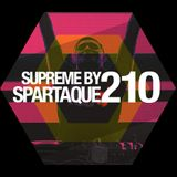 Supreme 210 with Spartaque
