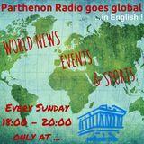 10 - 12 – 2017 PARTHENON RADIO GOES GLOBAL IN ENGLISH – George Manakos