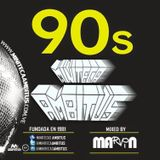 AMBITUS HIP HOUSE & POP 90'S MIXED BY MARVIN PRESUTTI 2017