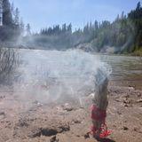 A New Beginning 2-20-18 (Sauk River recording) run2