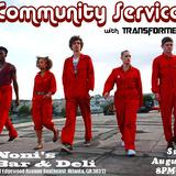 Community Service - August 2012, Sample 2