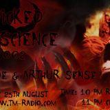 Arthur Sense - Wicked Conscience #002 Guest Mix [August 2012] on tm-radio.com