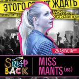 Miss Mants special mix for SnapBack #3 [AUG.2018]