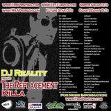DJ Reality - The Replacement Killa (TrimPrinting.com)