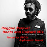 Reggae Revival -Roots and Culture Mix-