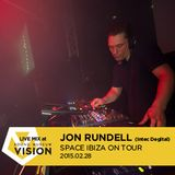 LIVE MIX AT VISION JON RUNDELL (Intec Digital) 28th Feb 2015