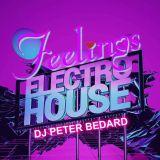 FEELINGS ELECTRO HOUSE 2018 - DJ PETER BEDARD