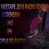 Afrobeat mixtape 2018  Live radio edition