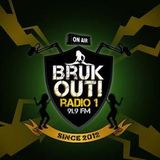 BRUK OUT! #178 (7.12.2018) - Dancehall Show @ Radio 1 (CZ) - with Roccaflex