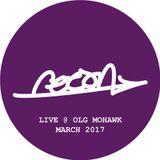 2017-03-04 - DJ Recon Live @ Oscars Lounge - OLG Mohawk, Milton